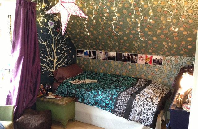 Claire's bedroom