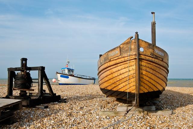 Dungeness Beach, Kent (II)