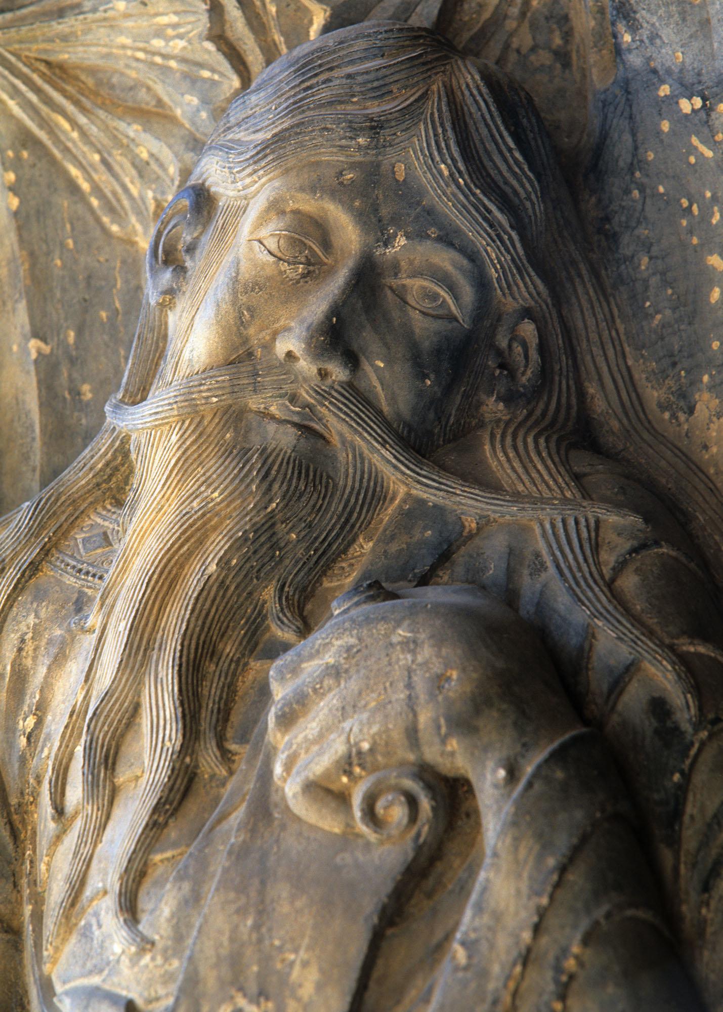 Le prophète Isaïe, Moissac