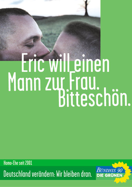 Die Grünen / Wahlkampagne (Pitch)