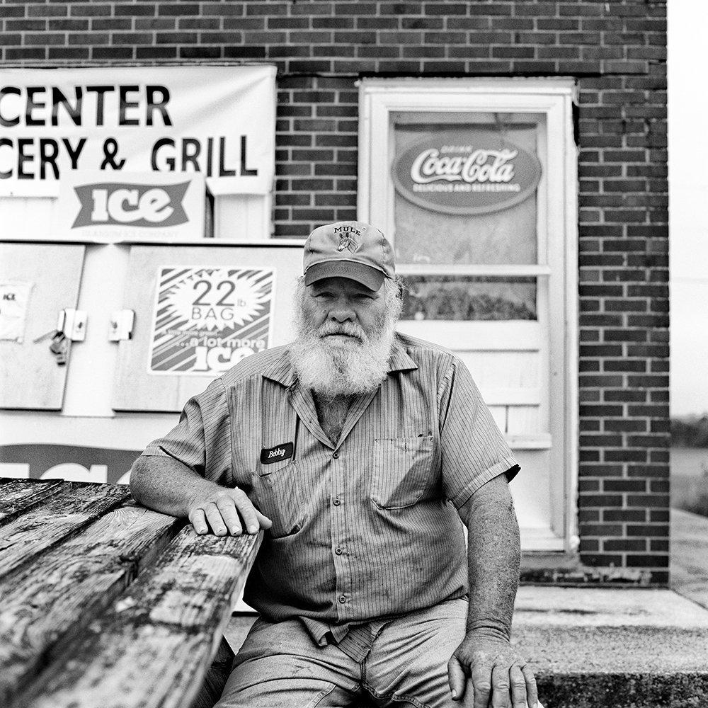 Bob Fancher, Center, KY