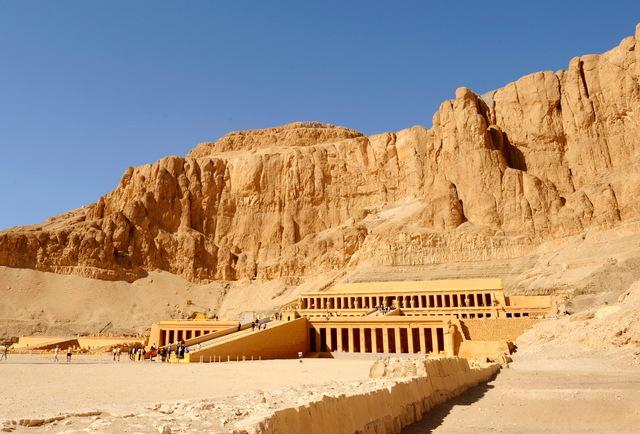 Deir el-Bahri: Temple of Hatsheputi