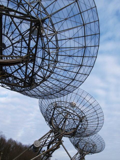 westerbork radiotelescopen