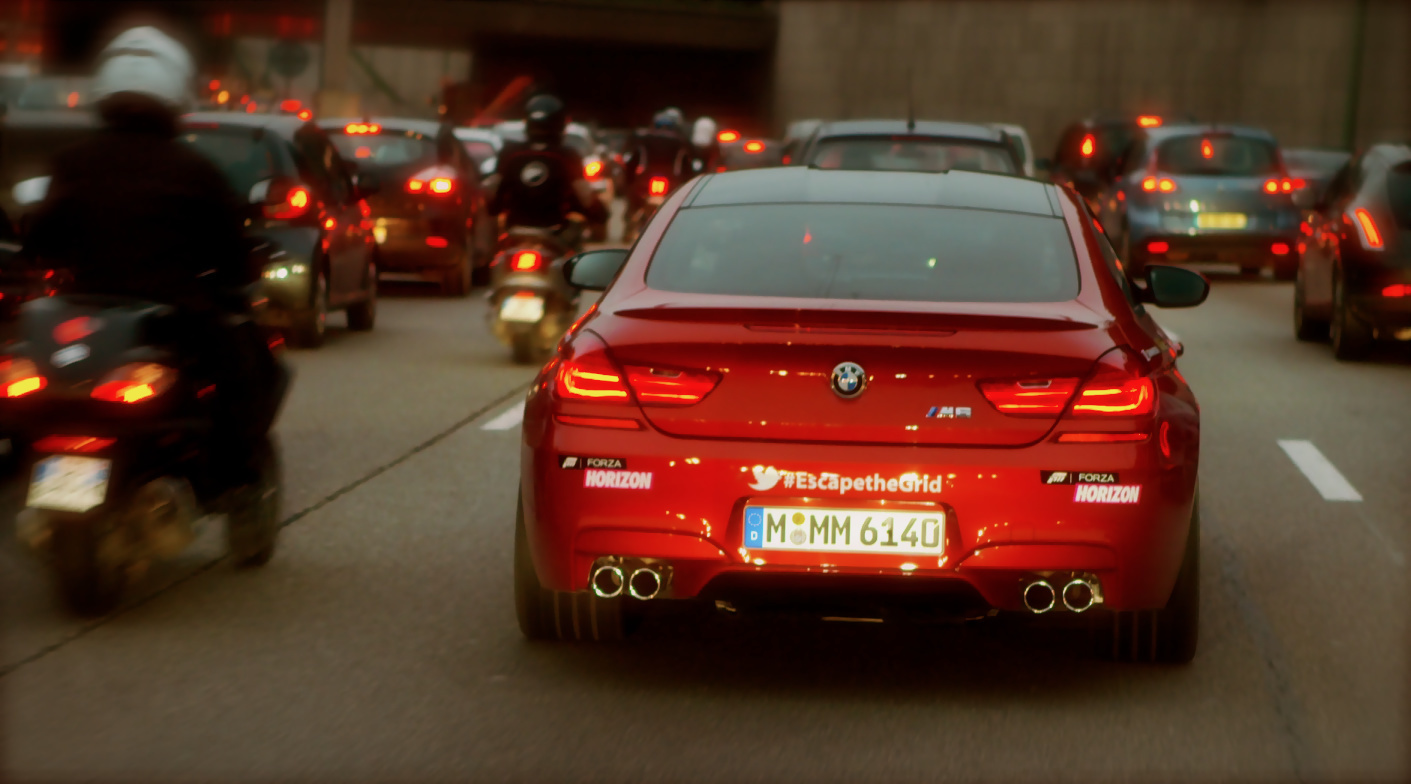BMW M6, Forza Horizon Race