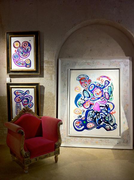 Interior gallery 2011