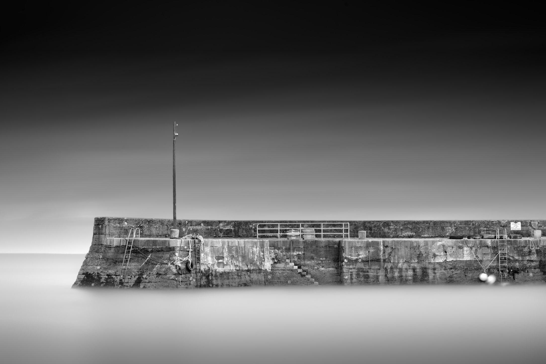 Boatstrand Pier, Copper Coast