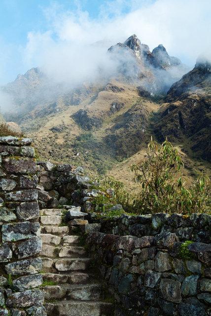 Foggy Tops - Inca Trail