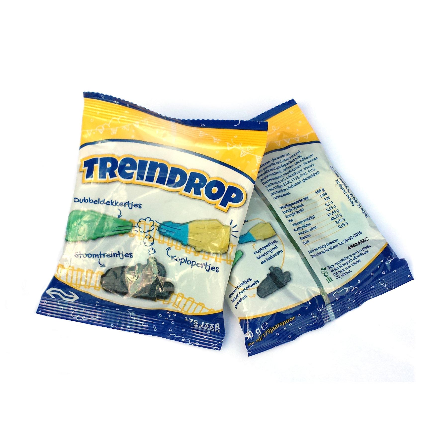 Verpakking Treindrop