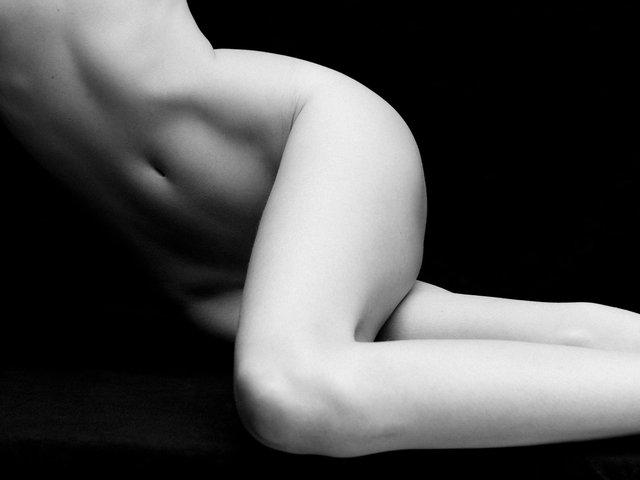 Nude Lines #10. New York, 2013.