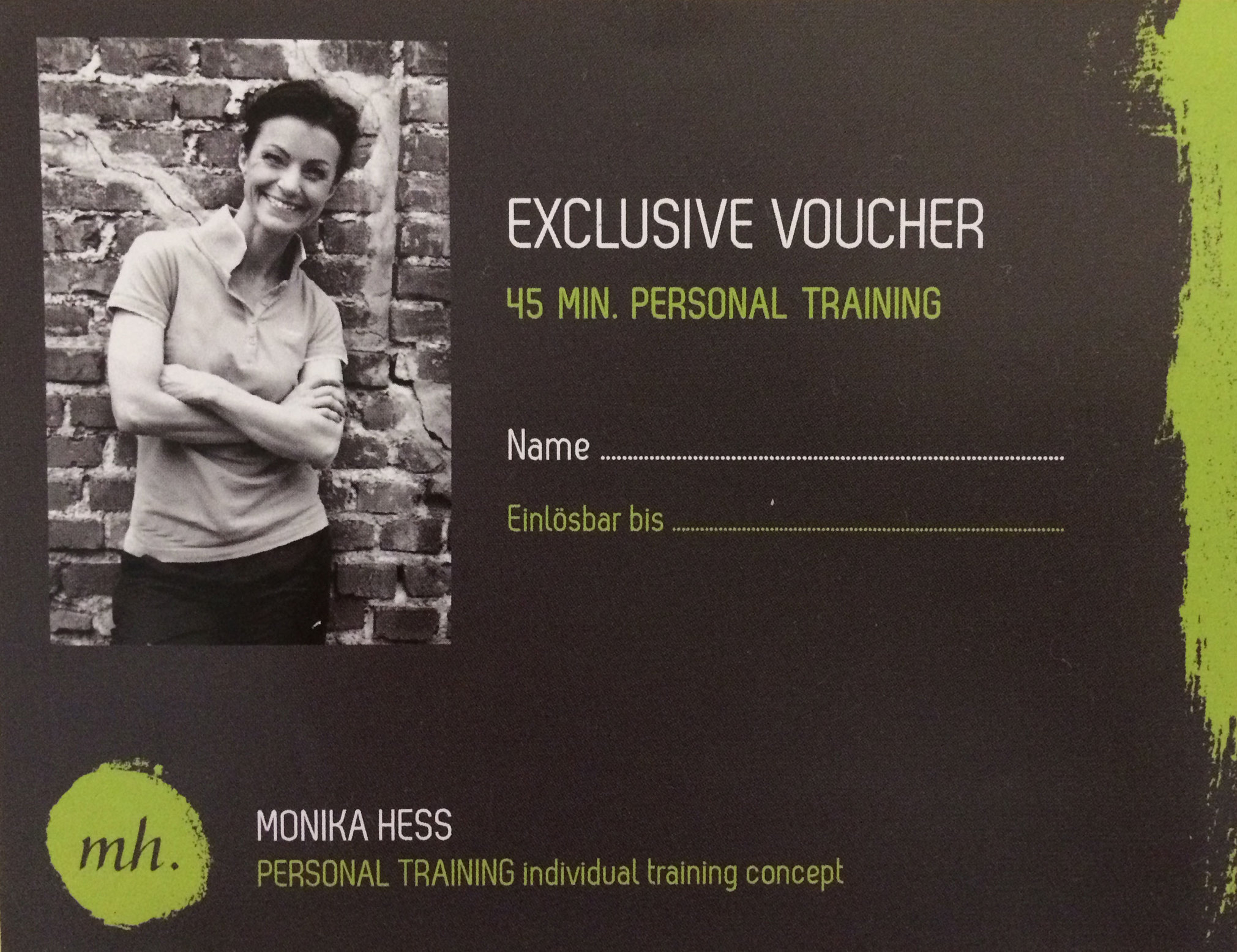 Monika Hess Personal Training