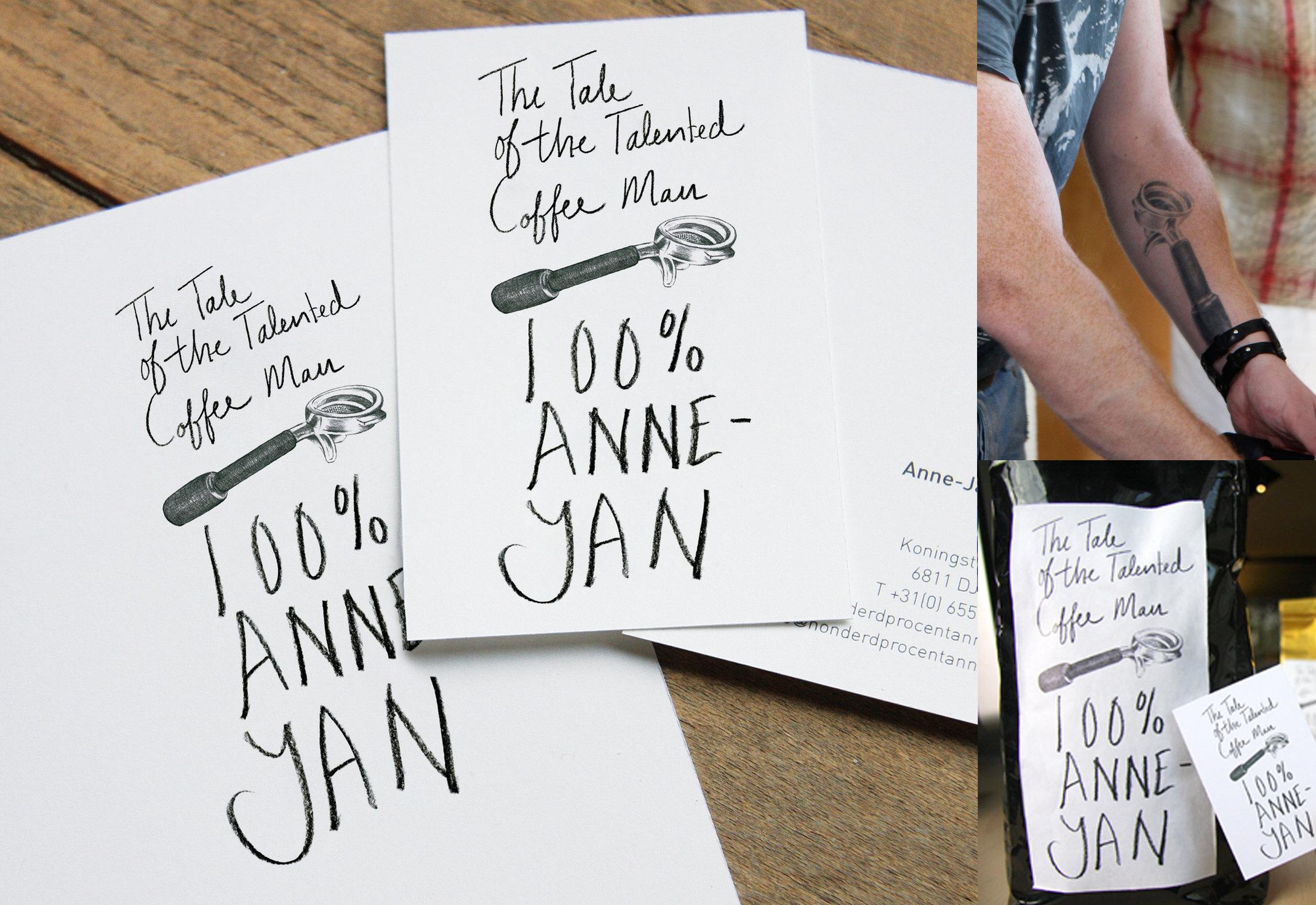 100% ANNE-JAN LOWLANDS