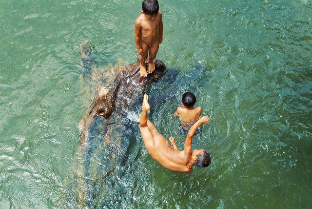River Children I