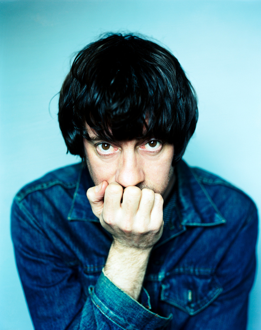 Graham Coxon - Telegraph Mens Fashion
