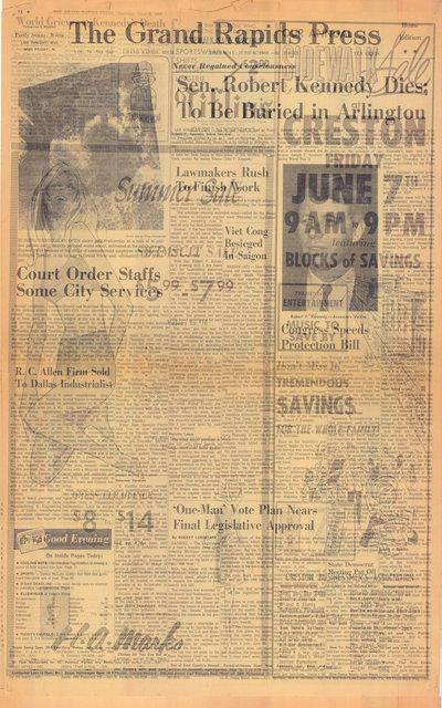 June 6, 1968