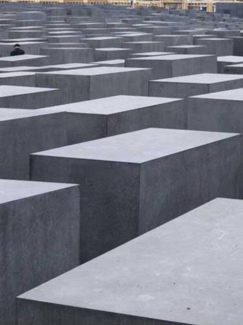 berlijn - holocaust monument