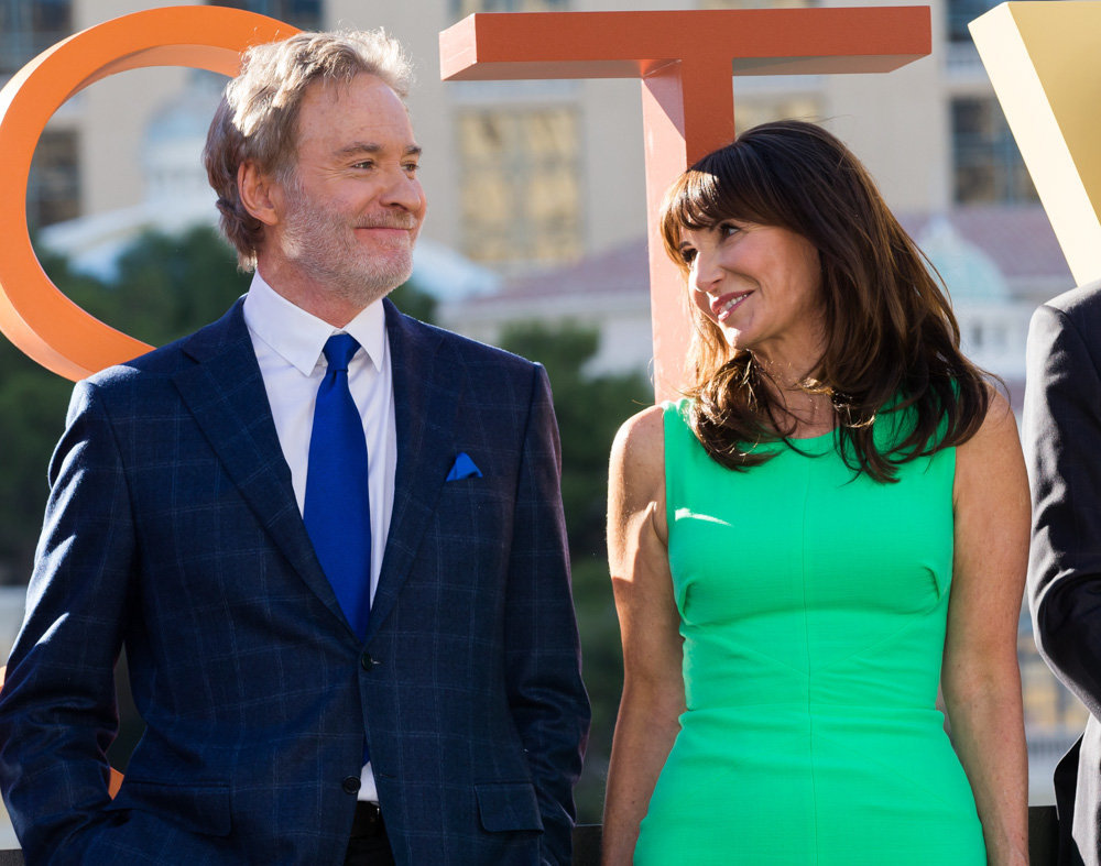 Kevin Kline and Mary Steenburgen