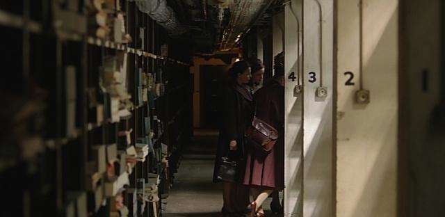 Archive vaults