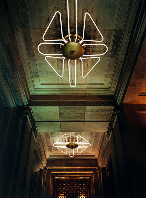 Hotel International/neon