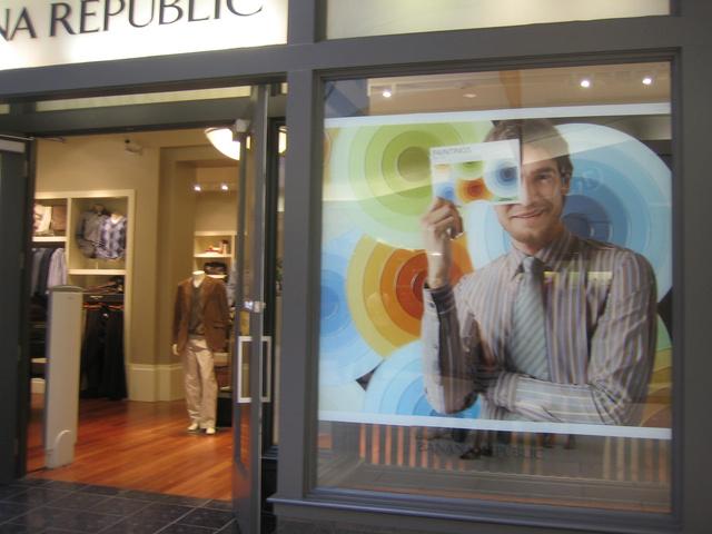 Banana Republic, Fall 2007, Patrick Demarchalier photography, AR Agency NY