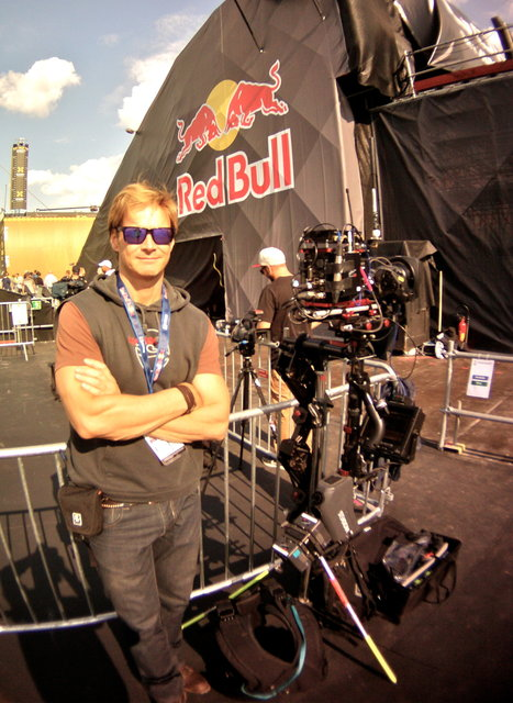 Steadicam @ X Games Munich 2013