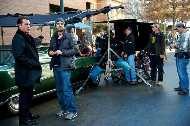 Ray Liota & Director Ariel Vromen - THE ICEMAN