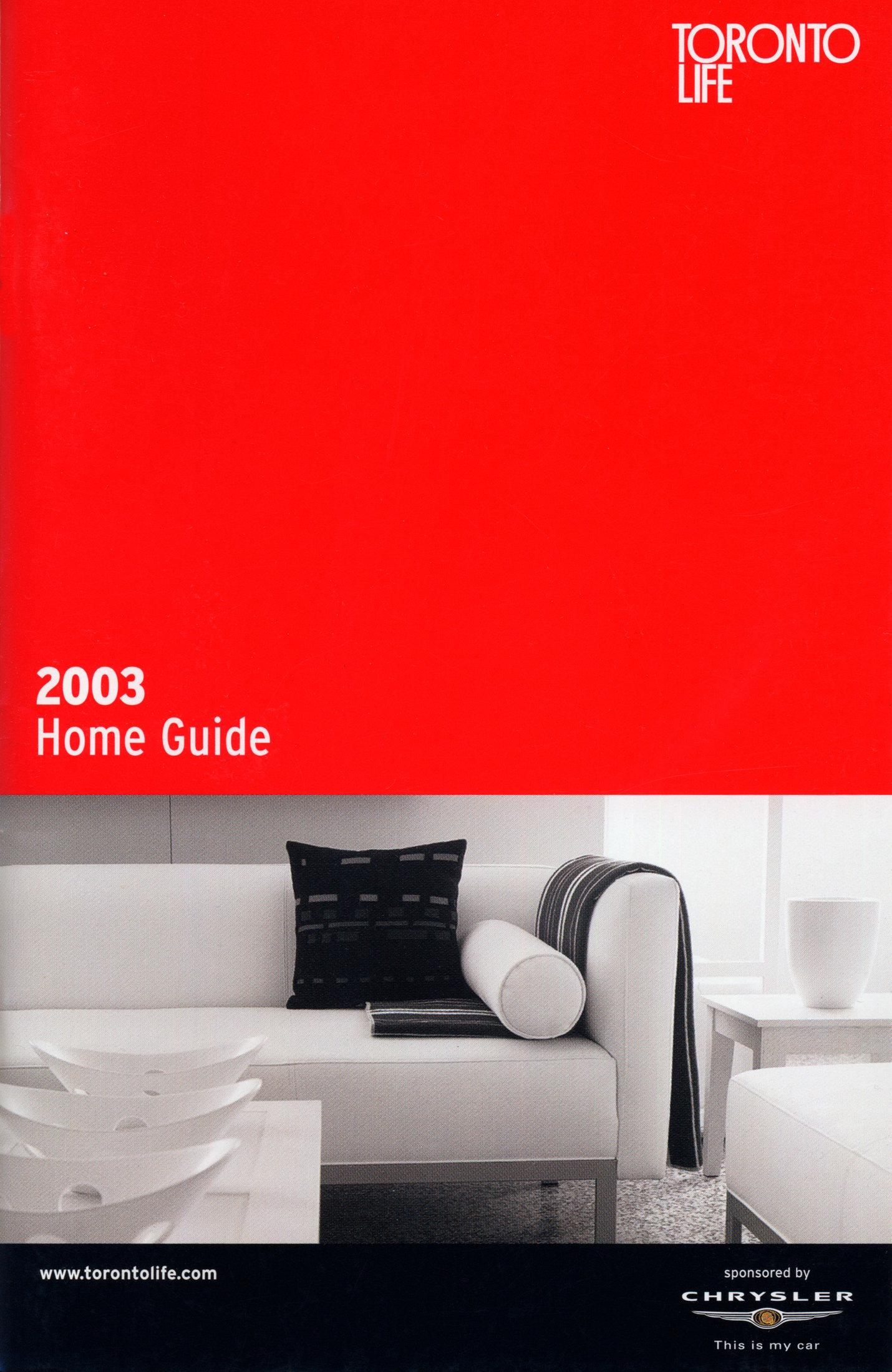 Toronto Life Home Guide