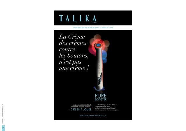 """<font color=""""#aaa7a6"""">Talika : plateforme créative (14/21).</font>"""