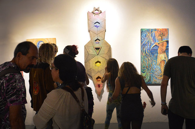 Moksha Group Show at Miami Art Basel