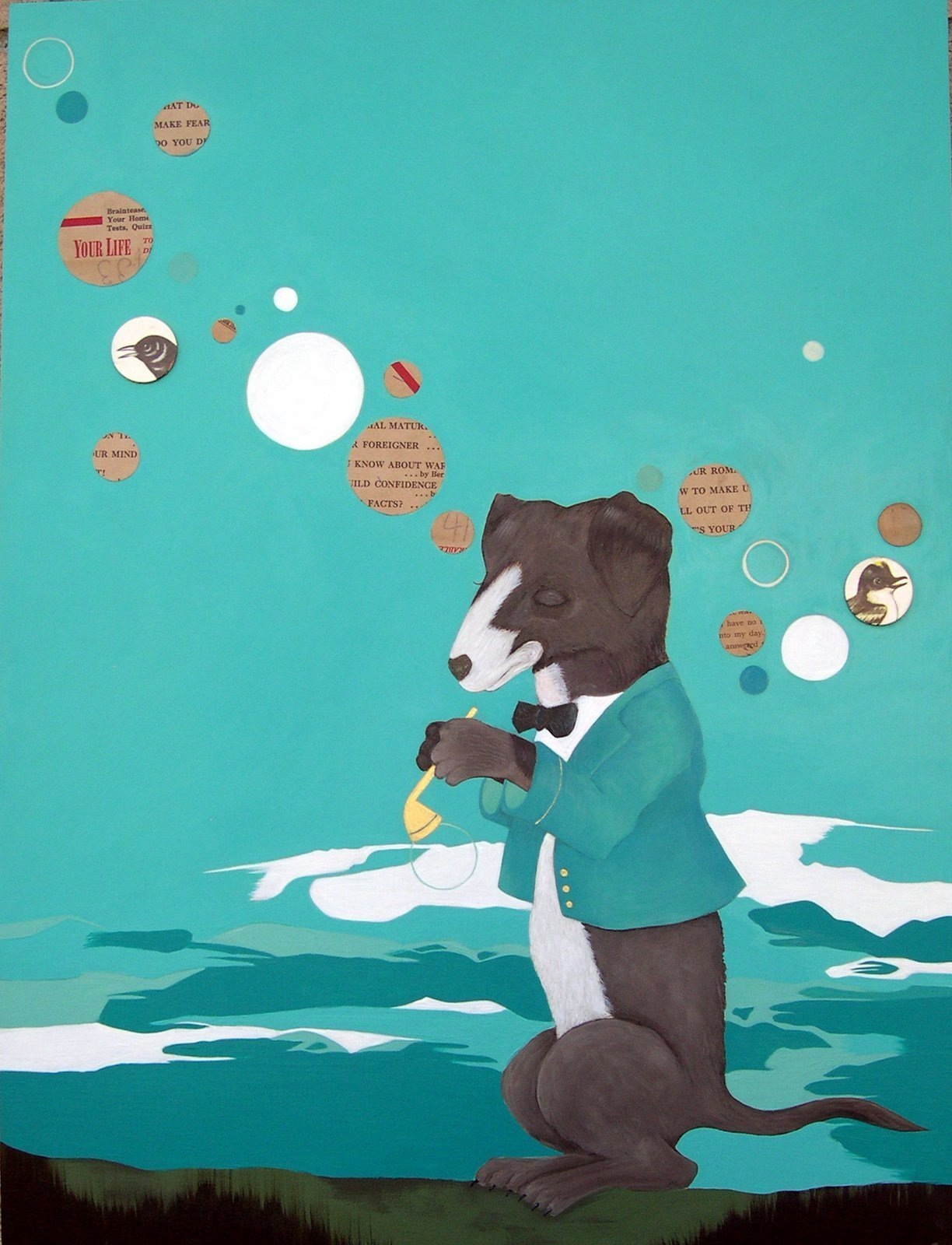 Bubble Dog For Lisa (2007)