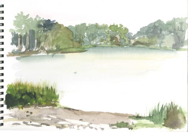Coonamessett Pond, E. Falmouth, MA