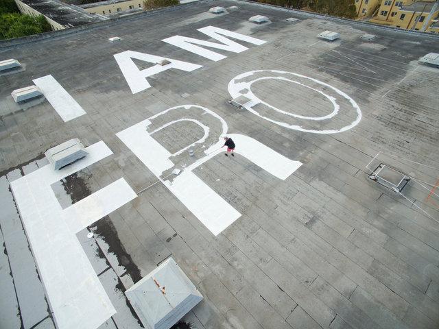 Aerial shot Mana Wynwood