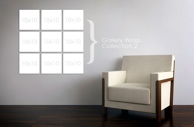 Gallery Wrap Collection 2