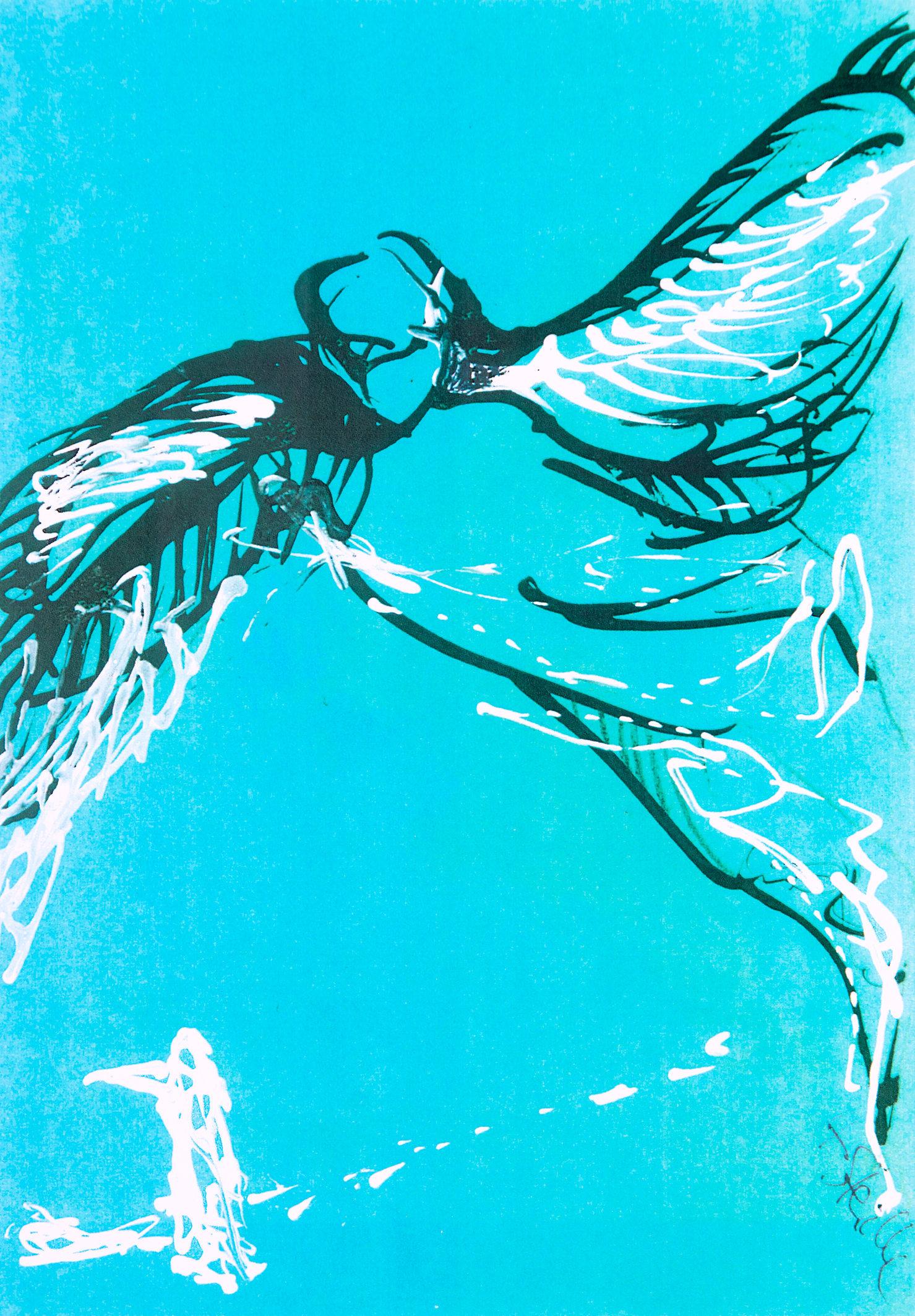 Der Engel Gottes rief Hagar