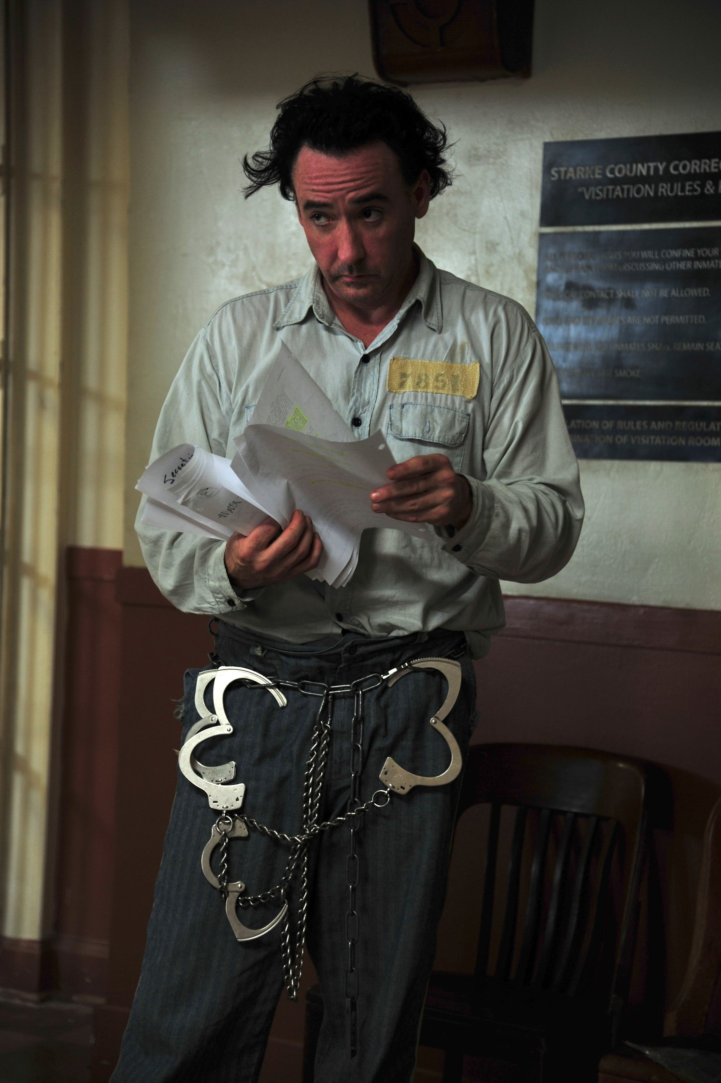 John Cusack - THE PAPERBOY