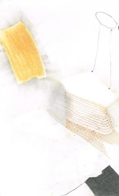 Zonder Titel, 2013  21,7 x 35,1 cm