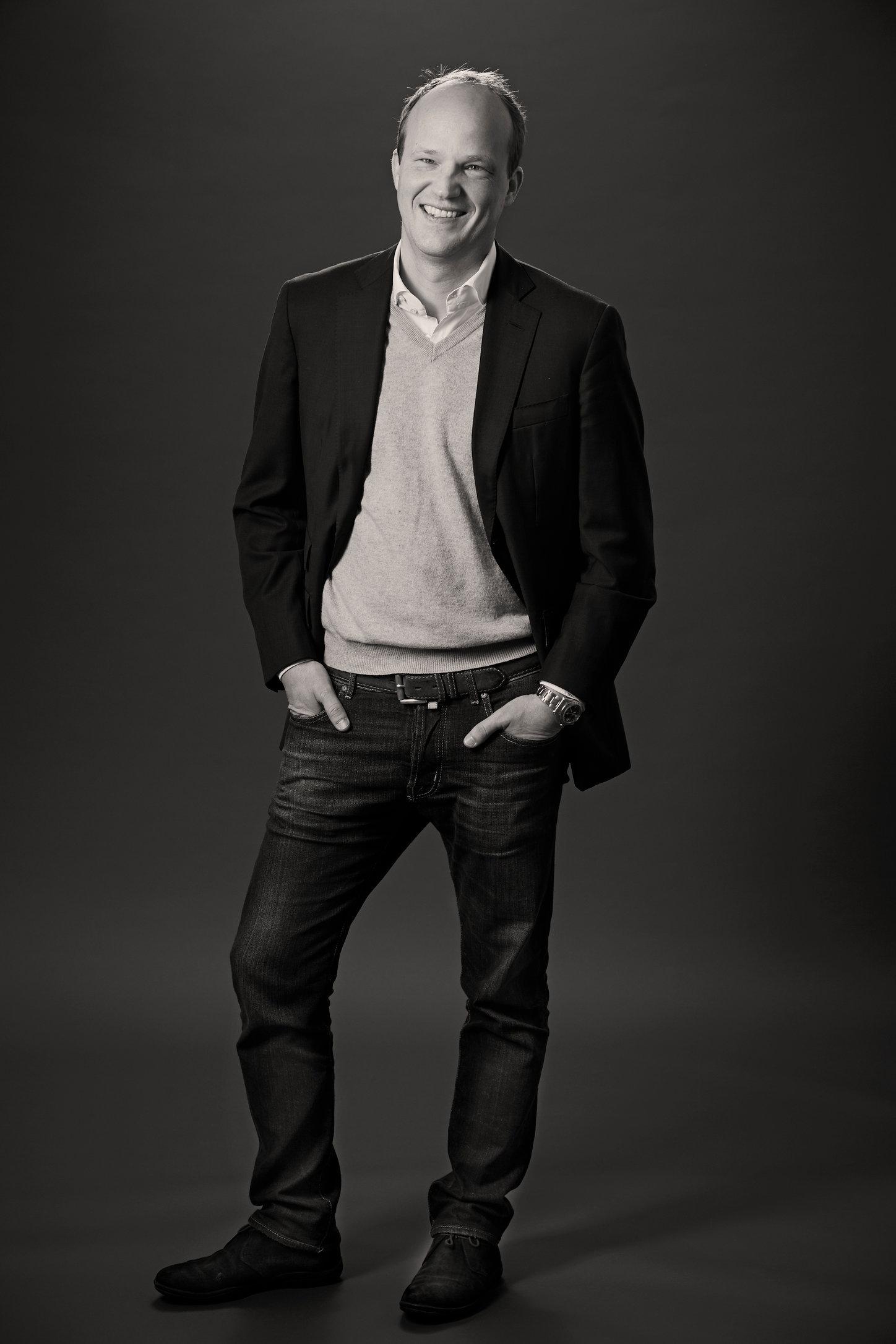Patrick Zahn, CEO KiK für Textilwirtschaft