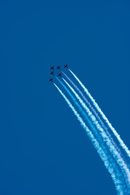 Patriots Jet Team L-39 Albatros