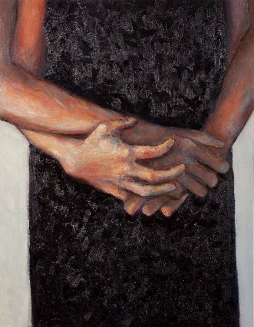 Abraço (dois)