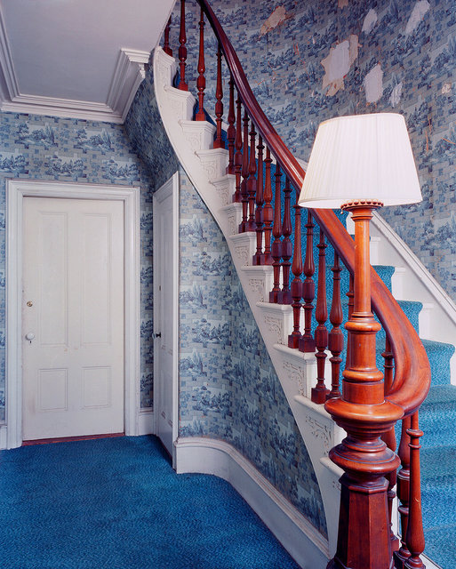 Untitled Interior (lamp banister), 2005