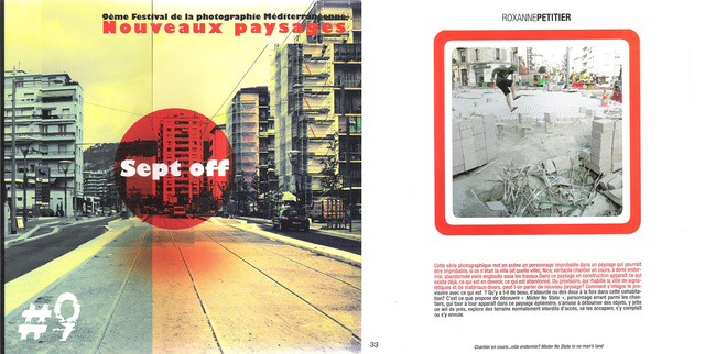 Catalogue du sept Off 2008