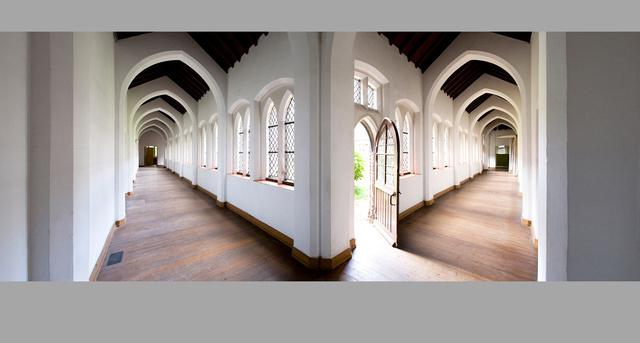 Couvent des Clarisses, à Roubaix // Architecte: J-B Béthune // Client: Ville de Roubaix.