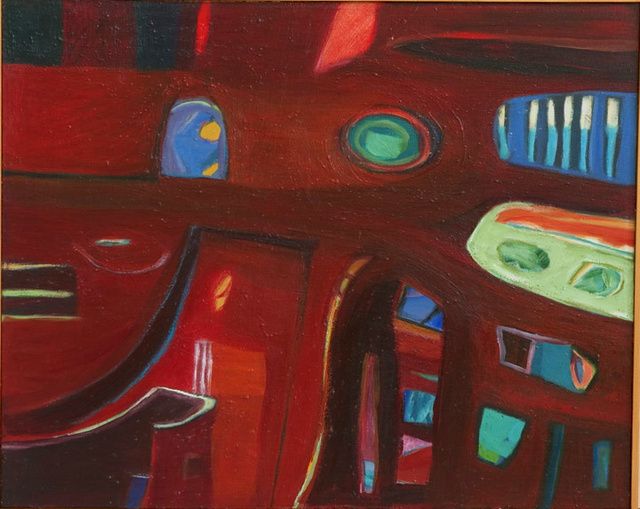 Wandering Red, 2001