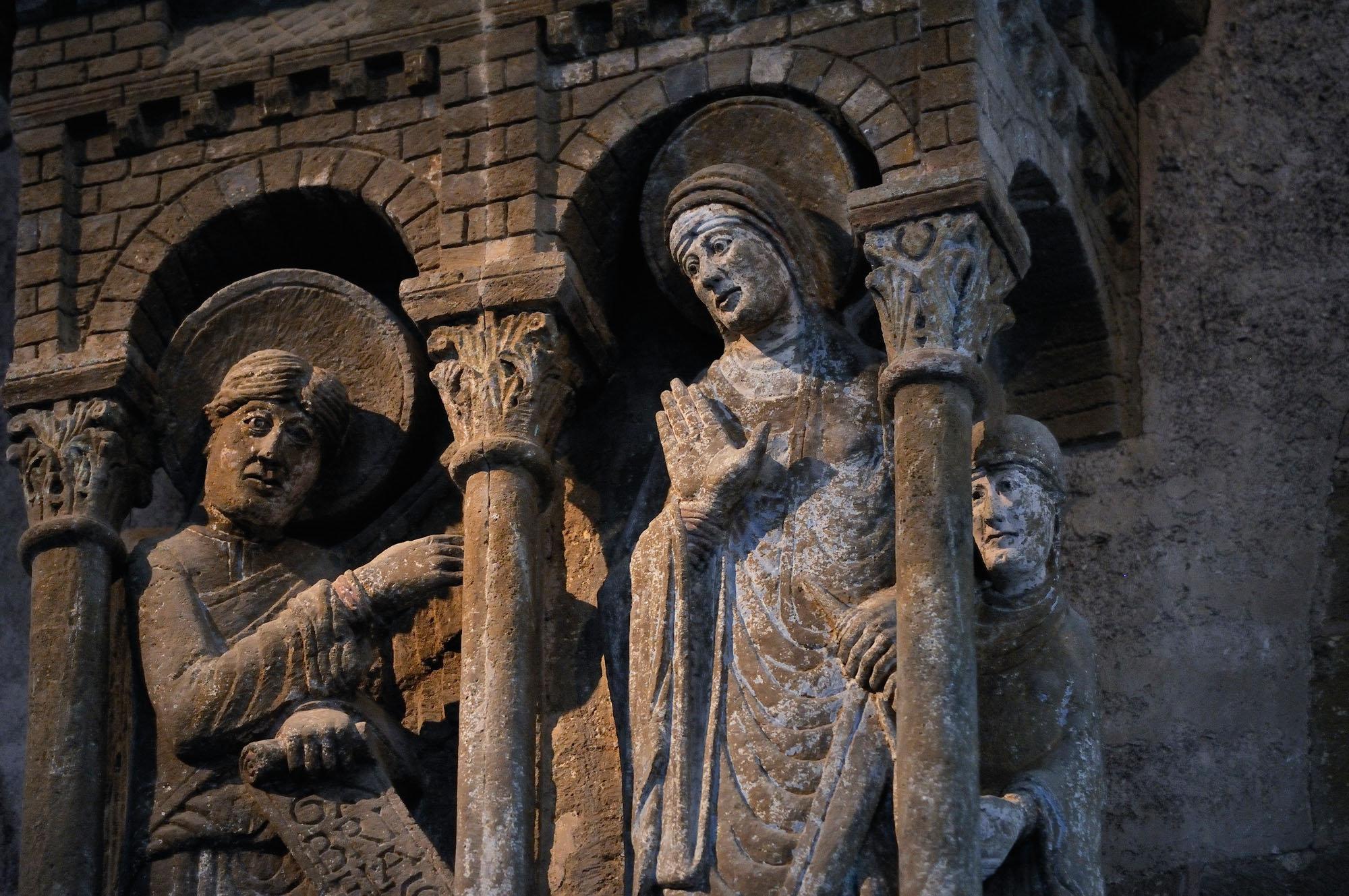 Abbatiale Sainte Foy de Conques