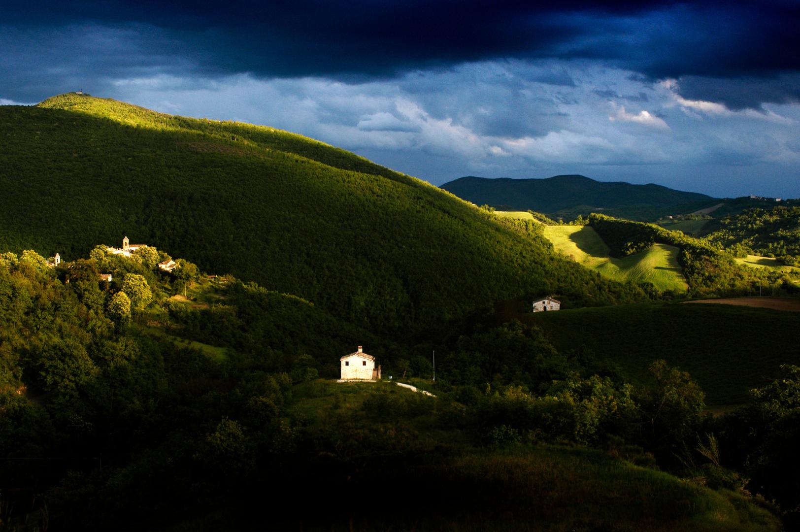 Claudina, Italie