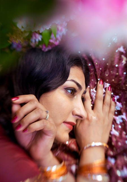 Shabana Rehman for Henne