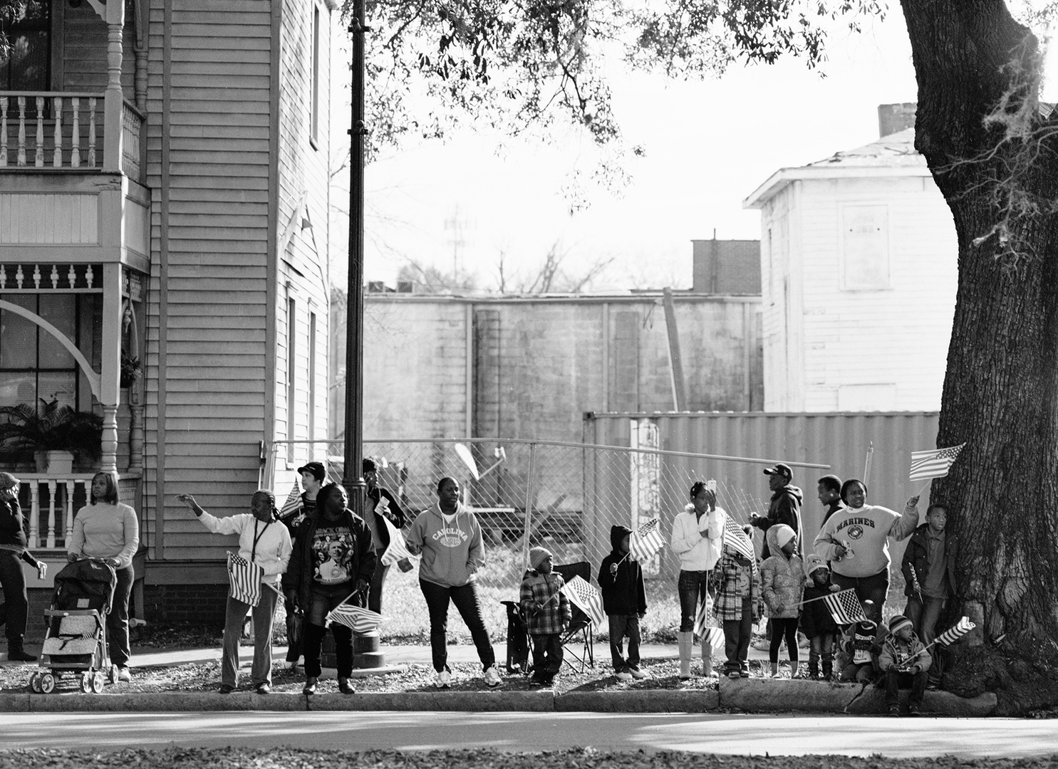 MLK Parade Savannah Georgia