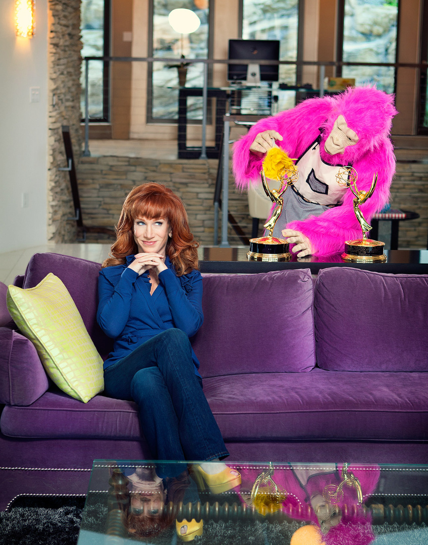 Kathy Griffin Me and My Emmy series