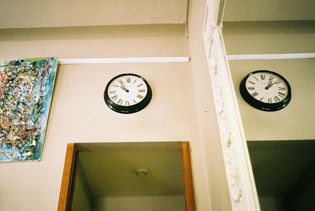 Clocks and Eyes