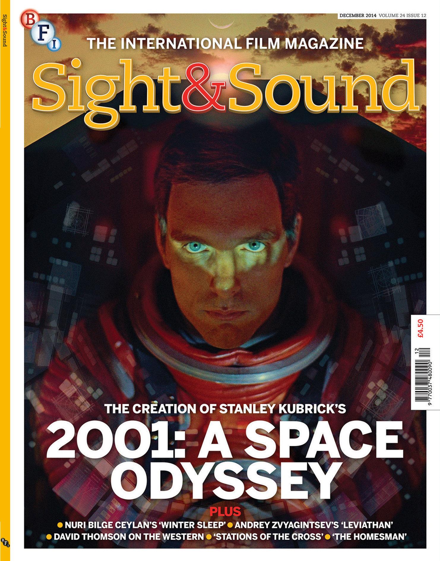 Sight & Sound December 2014