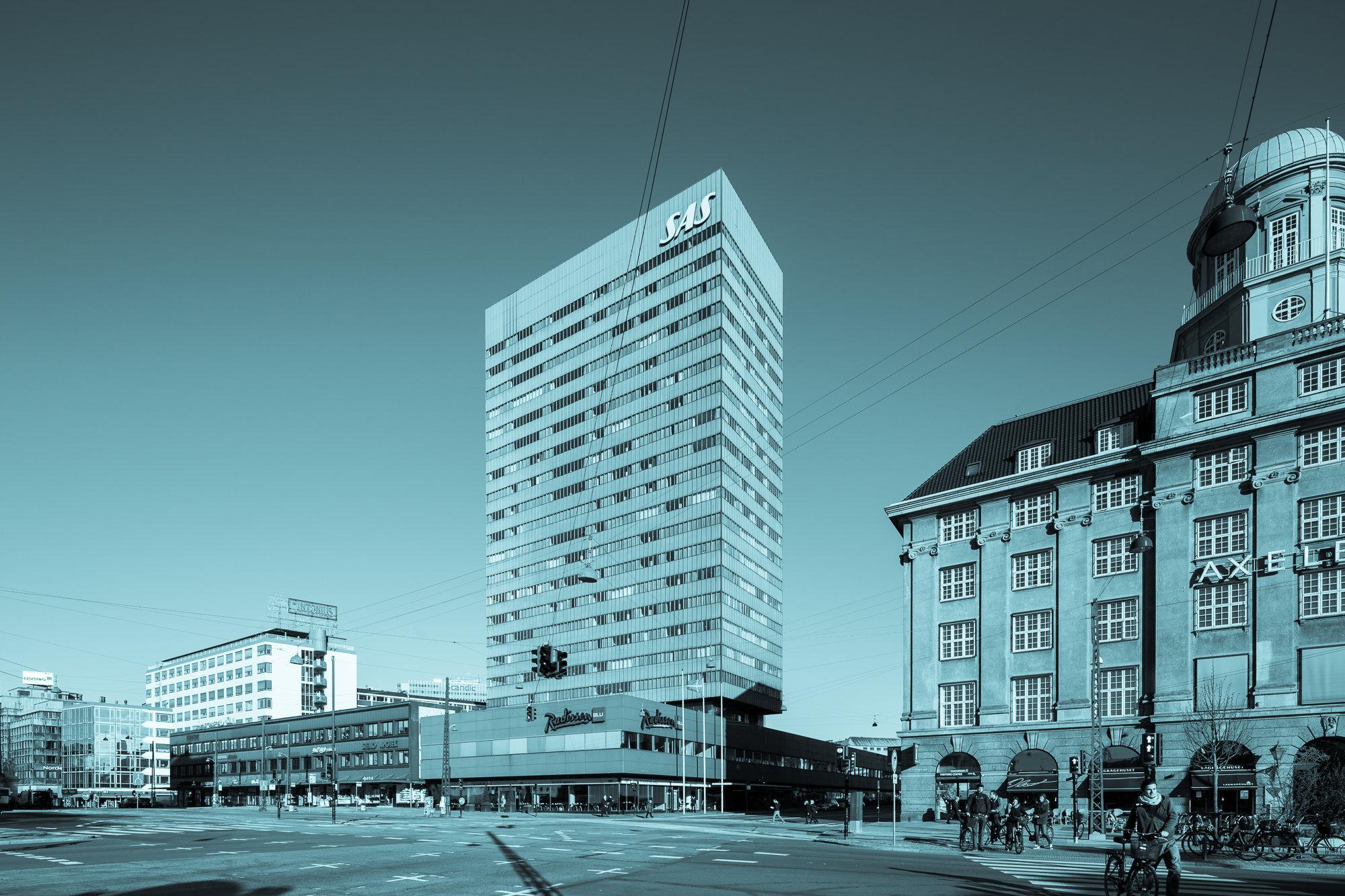 SAS ROYAL HOTEL [COPENHAGEN]
